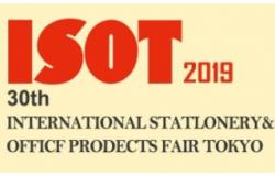 2019 ISOT 展会logo